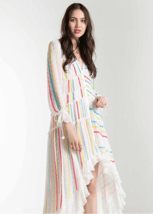 ROMA LONG DRESS