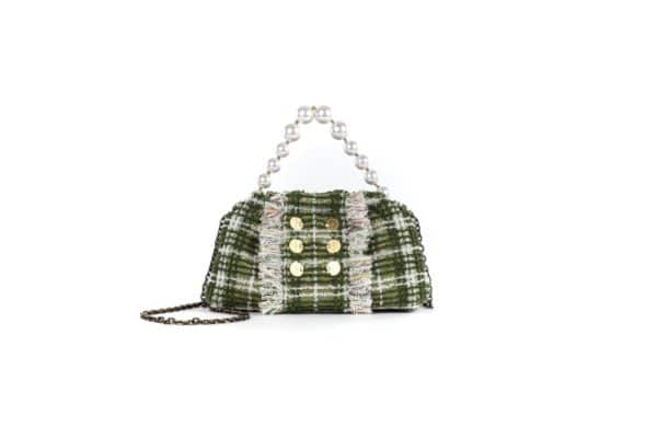 Shell The Pouch Verde Green