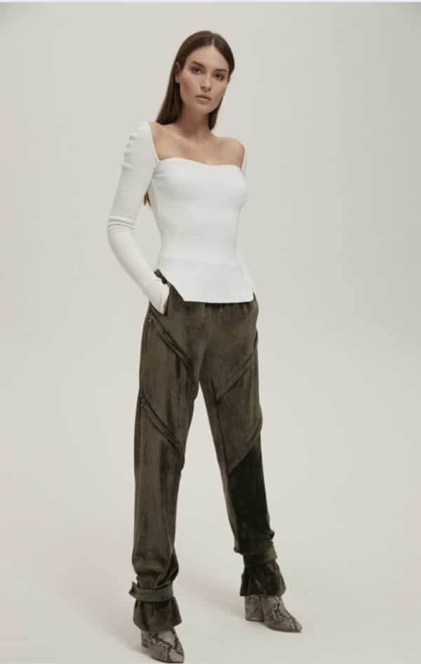 Trouser Athens Olive