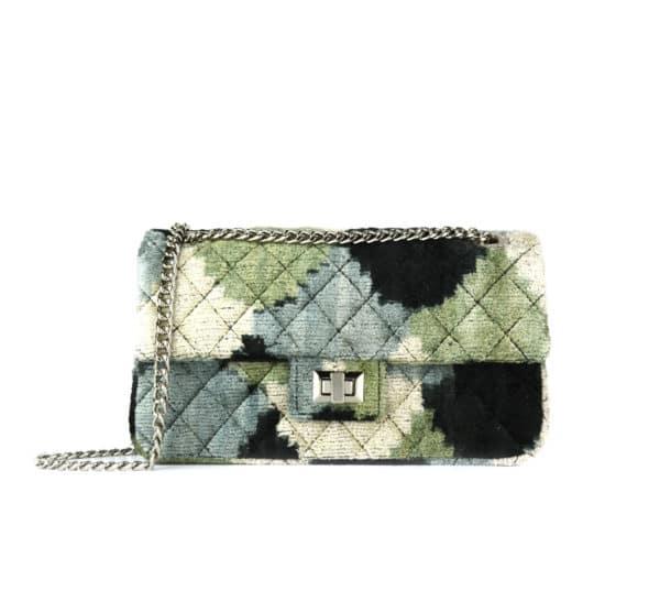 Velvet Bandita Bag