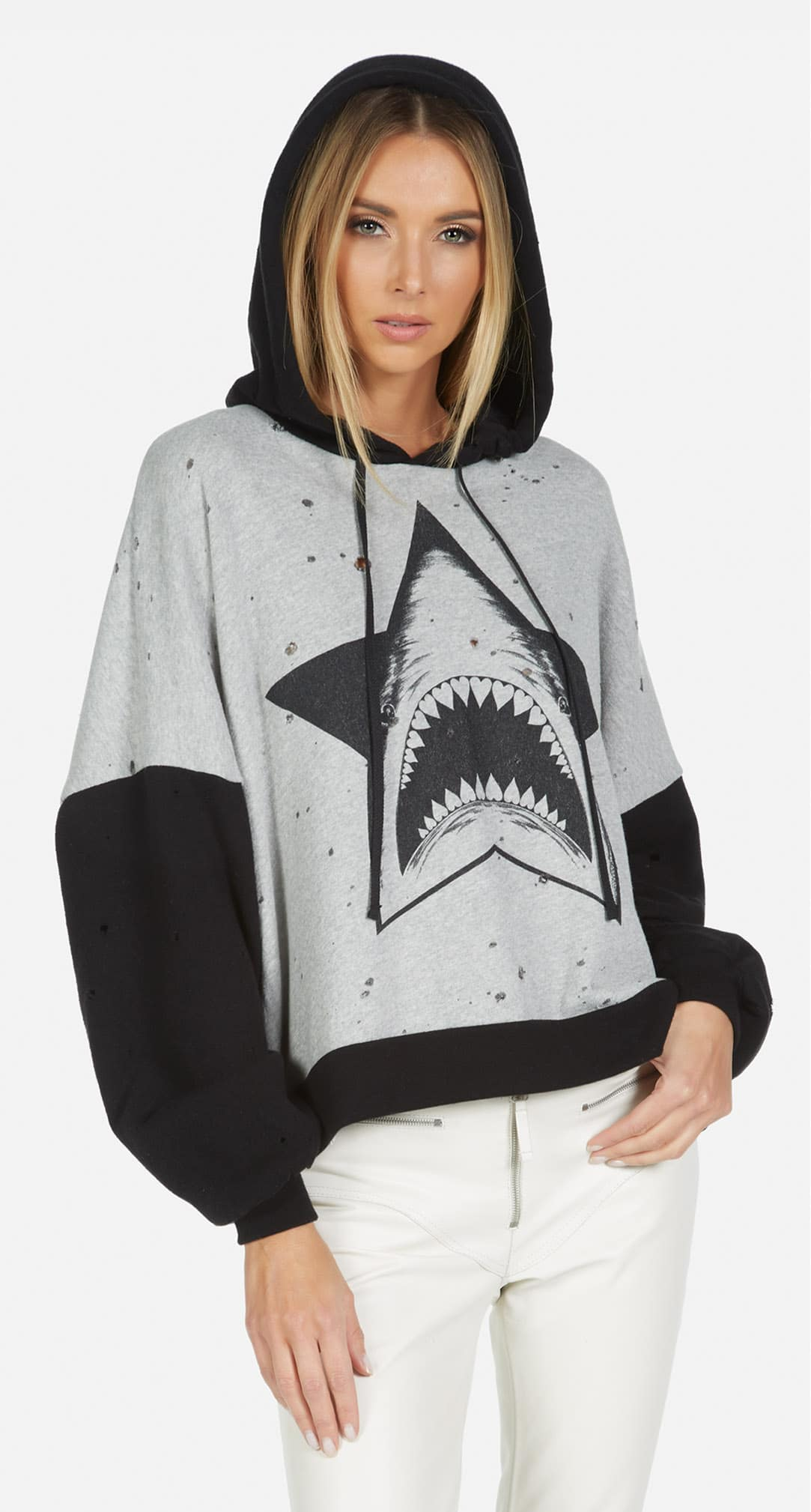Ellie Star Shark Sweatshirt