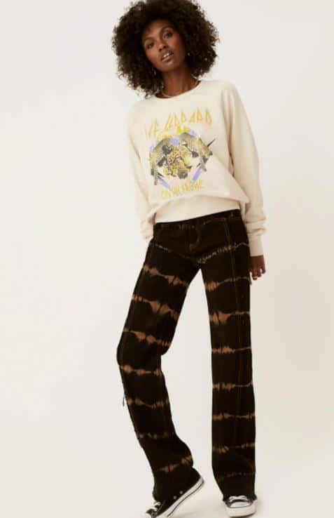 Def Leppard On The Prowl Sweatshirt