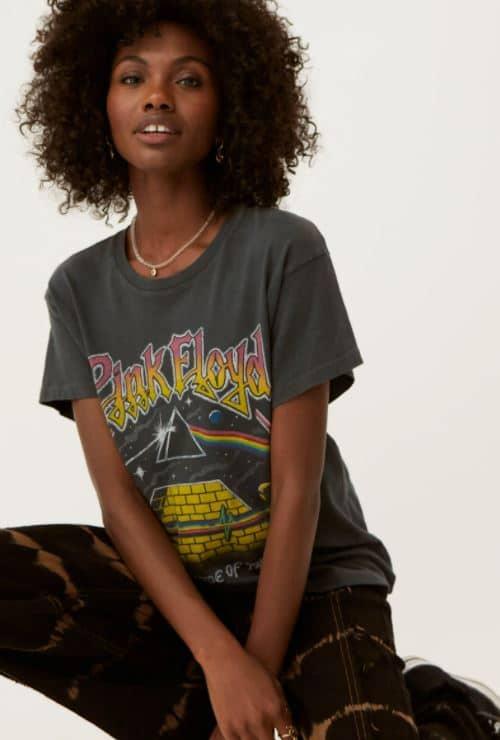 Pink Floyd Tee Black