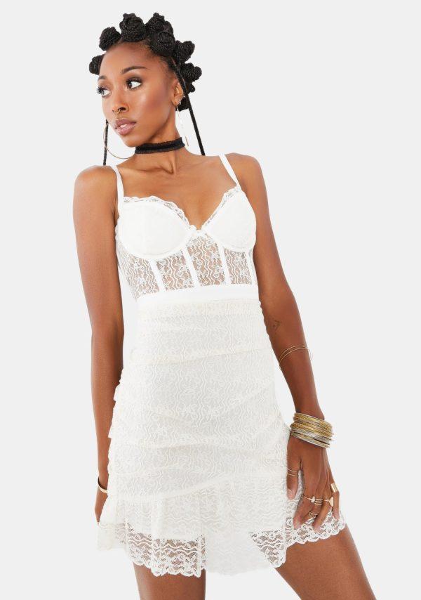 Carrie Mini Dress