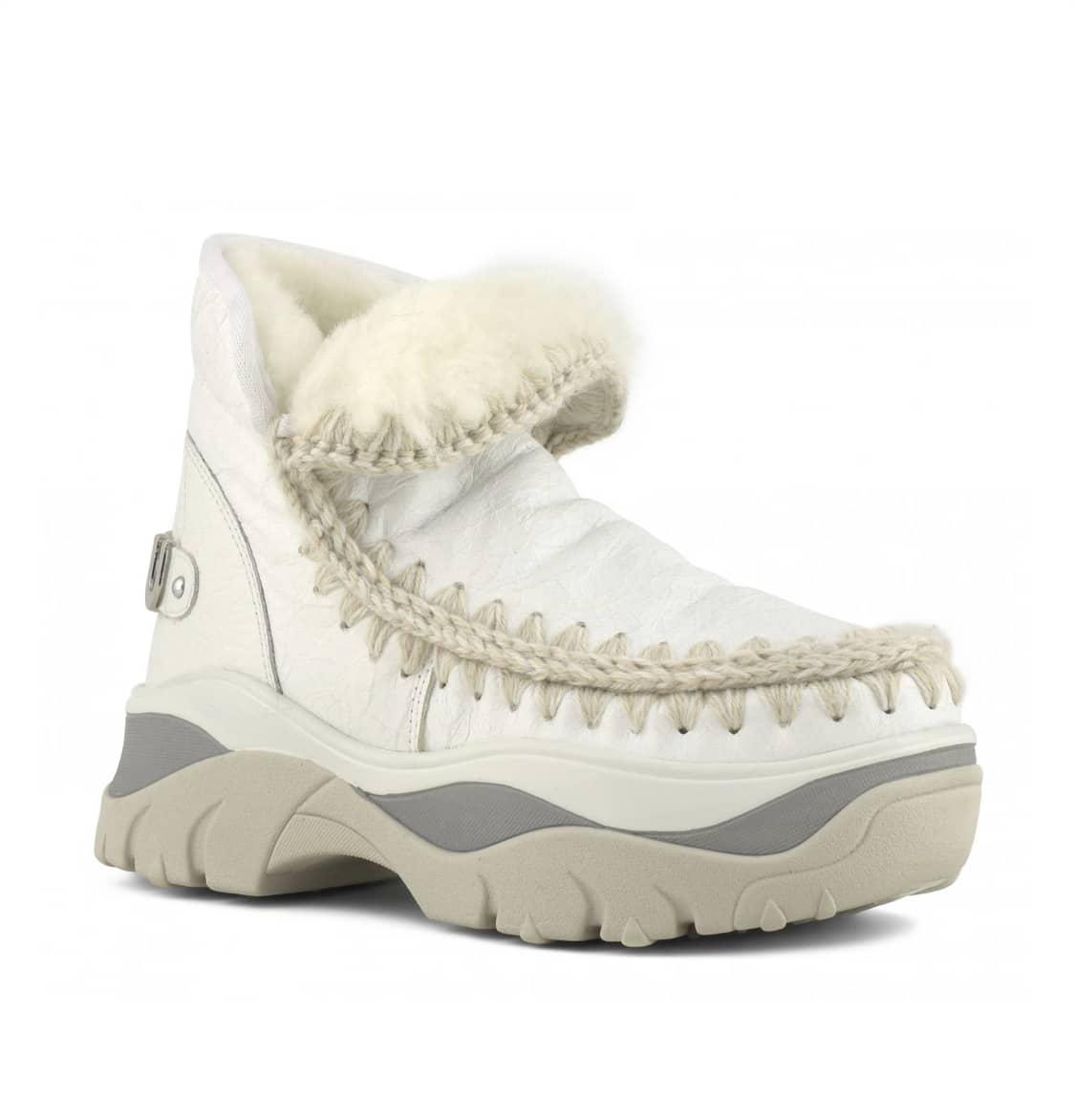 Chunky Eskimo Sneaker Big Logo