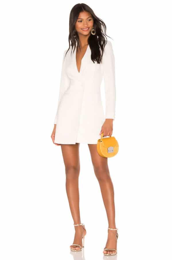 Ace Blazer Mini Dress