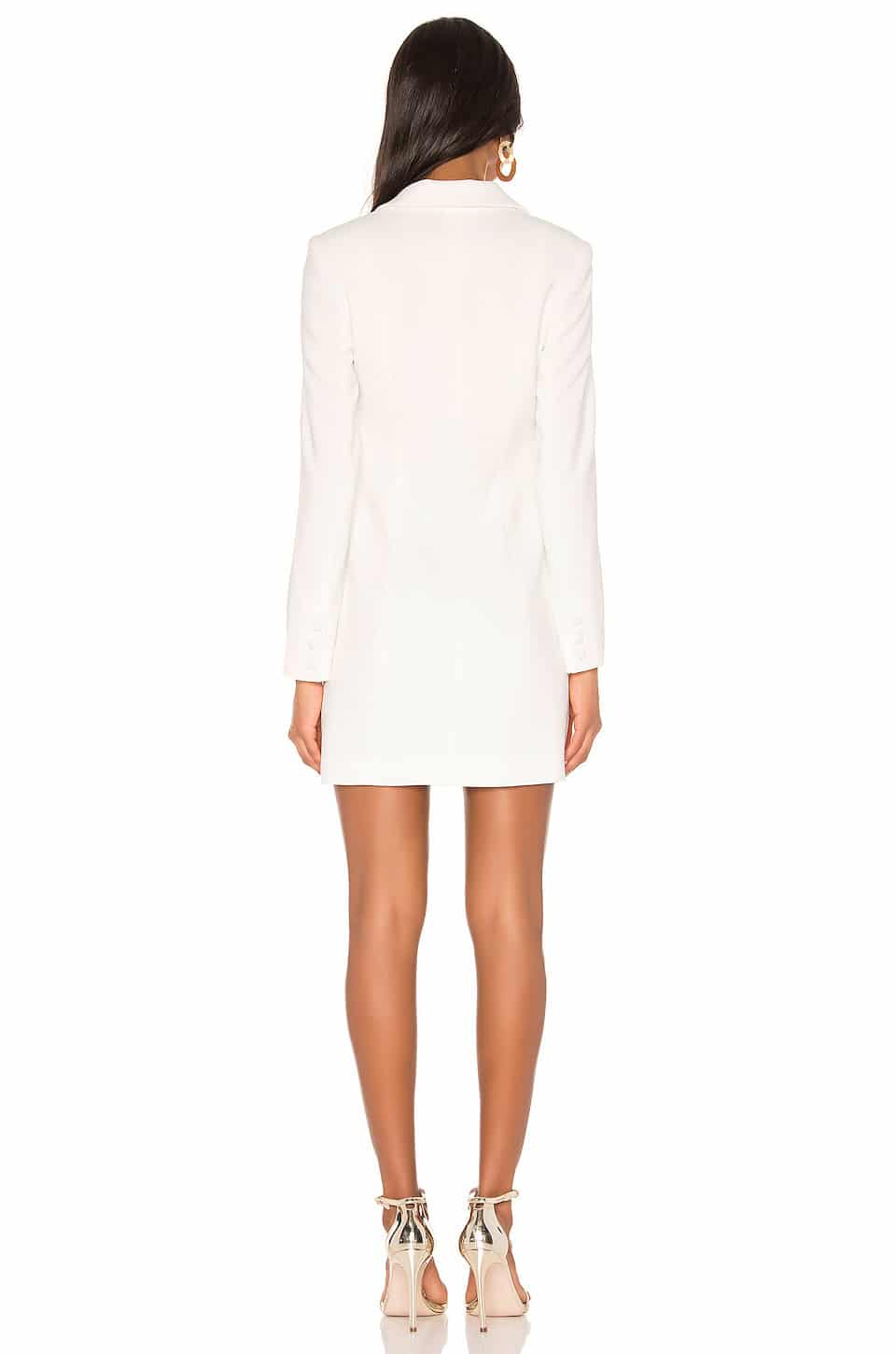 Ace Blazer Mini Dress