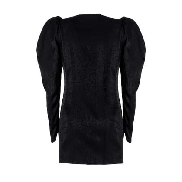 The Ashley Mini Dress Black
