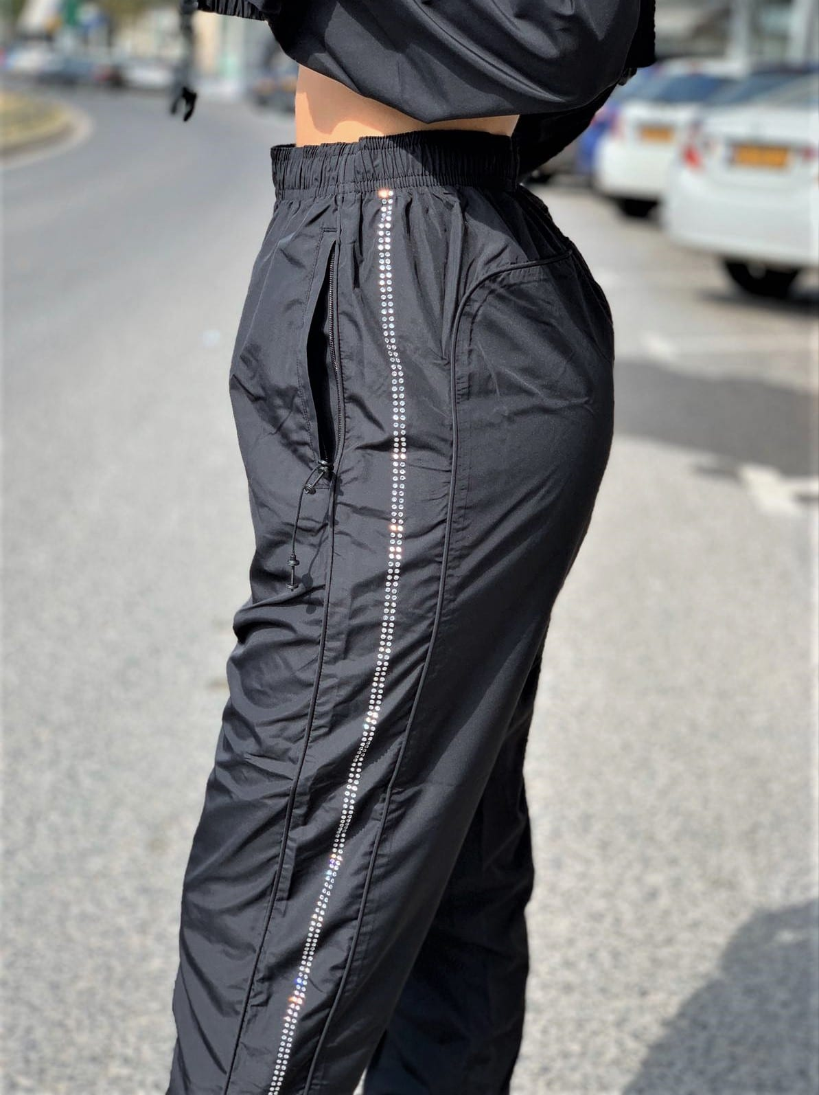 Crystal Track Pants