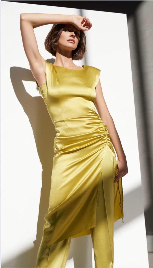 Isadora Dress Citrus